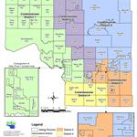 Itasca County Commissioner Districts